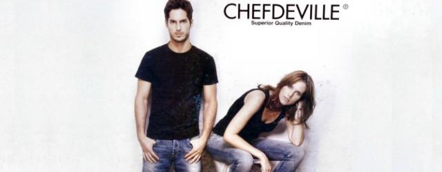 Die hochwertige Denim-Qualität von Chefdeville unterstreicht noch die stylishe Note der Kollektion. Jeans von Slim Cut bis Boot Cut in vielen angesagte Farben und verschiedenen Waschungen.