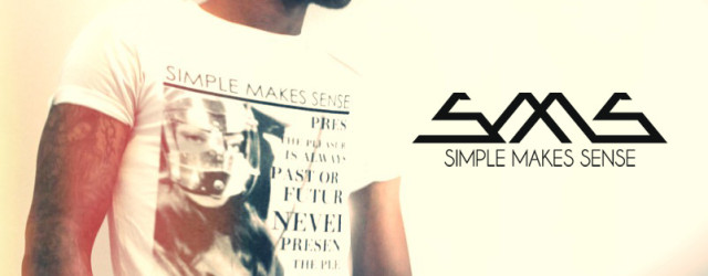 SMS - SIMPLE MAKES SENSE. Cooles Designer Label aus Frankreich.